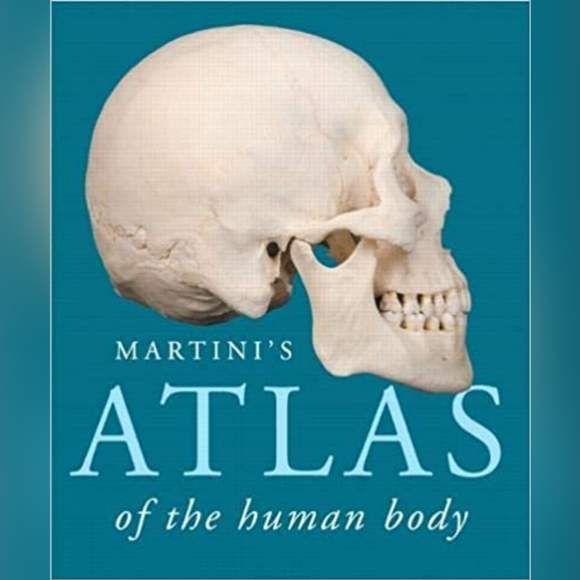 Atlas of the Human Body Book Anatomy & Physiology